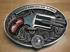 North American Arms NAA Belt Buckle Holster for NAA 22LR Mini-Revolver