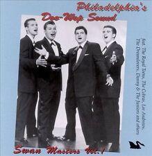 VARIOUS ARTISTS - PHILADELPHIA'S DOO WOP SOUND, VOL. 1: SWAN MASTERS NEW CD