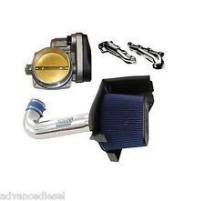 05-12 Dodge Charger & Challenger BBK Chrome Short Headers &Intake &Throttle Body