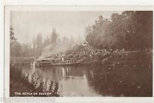 Worcester, The Ketch On Severn Postcard, B461