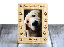 Personalized Pet Frame, Personalized Memorial Picture Frame Gift