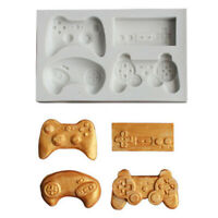 Gamepad Silicone Cake Mold Fondant Mould Chocolate Baking Decorating Mould Jf