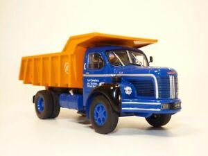 OCCASION sans boite Camion BERLIET GLM 10 benne les carrieres de l'Esterel 1/43