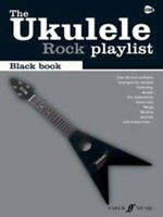 The Ukulele Rock Playlist: Black Book Ukulele (with Chord Boxes) Sheet Music Mix
