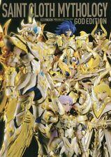 Saint Seiya Cloth Mythology God Edition Book JAPAN figure