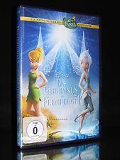 DVD WALT DISNEY - TINKERBELL - DAS GEHEIMNIS DER FEENFLÜGEL *** NEU ***