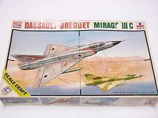 1/48 ESCI ERTL Dassault Breguet MIRAGE III C Scale Plastic Model Kit Complete E