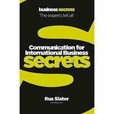 Communication For International Business (Collins Busin - Paperback / softback N
