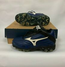 9 Spike Classic Mid G3 Cleats 7.5 Royal/White Fb43Mry