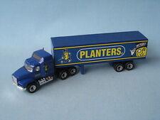 MATCHBOX CONVOY Camion Mack boîte Planters Peanuts livrée en boîte modèle jouet