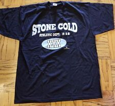 VINTAGE '98 Stone Cold 3:16, Steve Austin T-Shirt, - Size XXL LAST ONE!