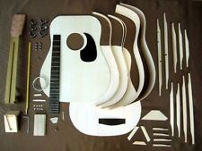 HOSCO GR-Kit-D2 Acoustic Guitar Kit Mahogany Back Side Japan EMS