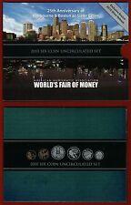 2010 Uncirculated Coin Set, Boston World Money Fair - Royal Australian Mint