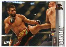 2015 Topps UFC Champions #111 Carlos Condit