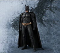 Batman The Dark Knight TDK Bruce Wayne SHF Action Figure Toy Collectible 6'' New
