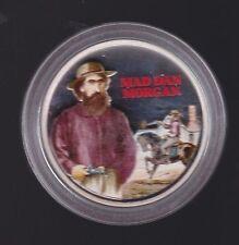 2003 AUSTRALIAN BUSHRANGER SILVER PROOF COIN Mad Dan Morgan Wild Colonial Days