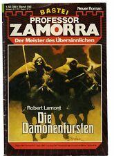 PROFESSOR ZAMORRA Band 190 / DIE DÄMONENFÜRSTEN
