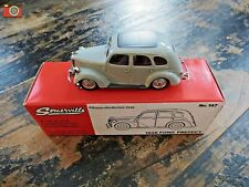 SOMERVILLE MODELS 1/43 1938 FORD PREFECT GREY No. 147. NEW WITH MINT BOX