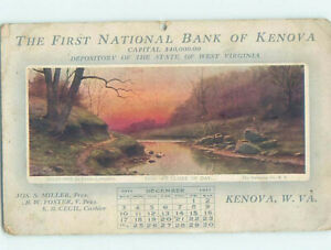 1911 FIRST BANK OF KENOVA Kenova West Virginia WV AG3040
