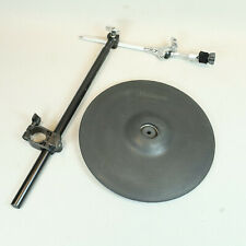 Roland CY-13R Ride w/ Boom Cymbal Arm & Rack Clamp - Used, good condition