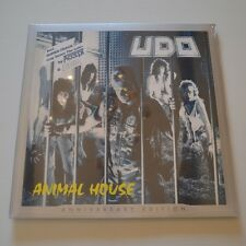 U.D.O - ANIMAL HOUSE - 2LPs LTD. EDITION BLUE COLOR VINYL NEW & SEALED