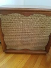 """""""THE FISHER """" Vintage Stereo/Console plus secondary speaker"""