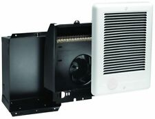 COM-Pak Cadet in-Wall Electric Forced Air Heater 2000w 240v White CSC202w