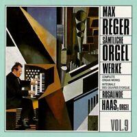 Max Reger - Complete Organ Works Vol 9 [CD]