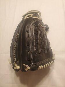 "Mizuno GSH1252 Shadow Baseball Glove Pro Model 12"" Leather Mitt Left Hand Throw"