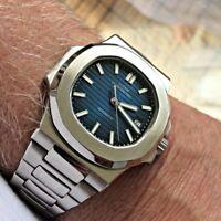 LGXIGE Men's Automatic Watch stainless steel luminous mechanical watch swiss