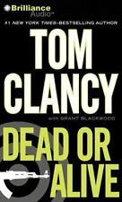 Jack Ryan: Dead or Alive by Tom Clancy (2010, CD, Abridged) Brand New Sealed