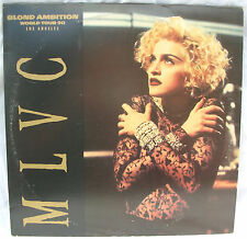 MADONNA Blond Ambition World Tour 90 Los Angeles Vinyl LP LIKE NEW BLACK Vinyl
