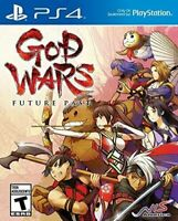 God Wars: Future Past (Sony PlayStation 4, PS4 2017) Brand New