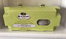 Le Creuset Poterie - 2 ciotole per zuppa con Coperchi-sabbia (Nuovo con Scatola)