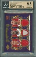 2009-10 crown royale rookie royalty materials #3 BLAKE GRIFFIN rookie BGS 9.5