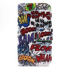 Nokia Lumia 630 Motiv Comic Handytasche Case Tasche Schutzhülle Wallet Flip Case