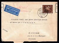 Germany 1938 Postal History Airmail Cover to Dublin WS18828