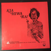 KIA HIWA RA! - Top of the Towers Maori Cultural Group - Vinyl LP SLC 150 EX/EX