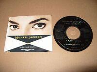 Michael Jackson Black Or White 3 track cd single 1991