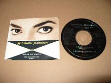 Michael Jackson Black Or White 3 track cd single 1991