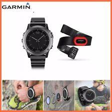 Top GARMIN Fenix 3 Performer Bundle GPS Multi-Sport Sapphire Watch + HRM-RUN