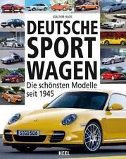 DEUTSCHE SPORTWAGEN seit 1945 die schönsten Modelle Heel Hack 256 Seiten