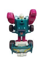 Transformers G1 Powermaster Joyride 1987 Retro Vintage Figure Racing Car 1980s