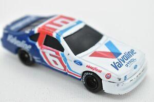 1992 Road Champs Mark Martin #6 Valvoline 1:64 Scale Ford Nascar