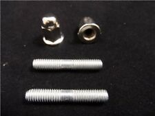 EXHAUST MOUNTING STUDS & NUTS FOR PIT BIKE OR MONKEY 50cc TO 160cc