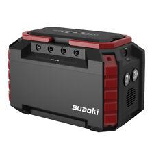 Suaoki S270 Power Source Stromversorgung Solargenerator 4-USB Liefern 150WH-DE