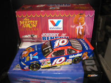 1.24 ACTION NASCAR 2002 GRAND PRIX #10 JOHNNY BENSON VALVOLINE MUPPETS 25 YEARS