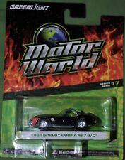 1/64 1965 Shelby Cobra 427 S/C -  Motor World Series