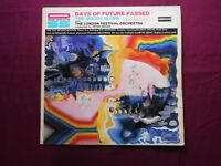 THE MOODY BLUES DAYS OF FUTURE PASSED DERAM SML 707 GER 1967 TELDEC