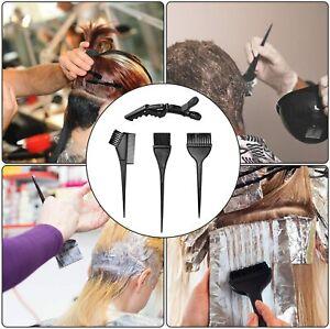 20pc Hair Dye Brushes Colouring Kit Bleach Bowl Comb Tint Tool Hairdressing UK